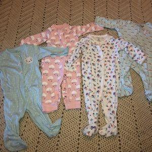 Carters onesies